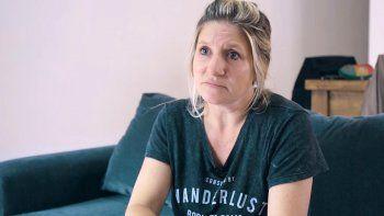 Martina Blocki, amiga de Paula González, una de las víctima del primer triple crimen de Cipolletti.