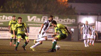 Mirá los goles del empate entre el Albinegro y Ferro en la Visera