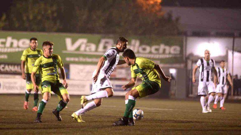 Mirá los goles del empate entre el Albinegro y Ferro
