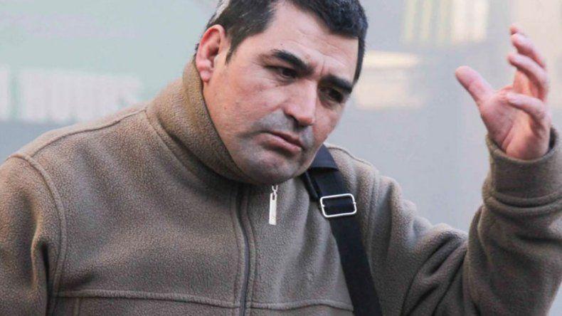 Omar Meza no piensa dar un paso a atrás en las demandas obreras.