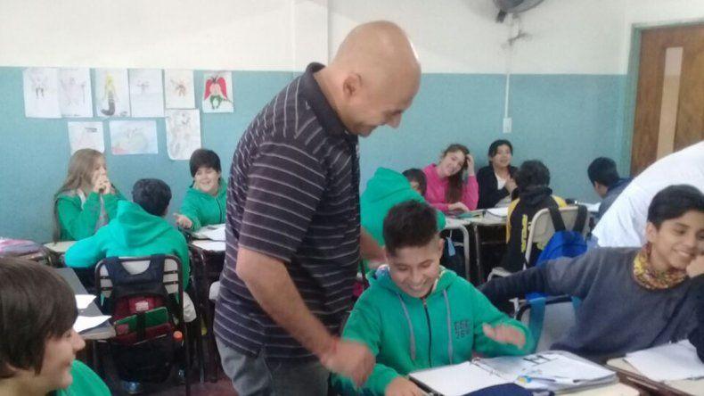 La iniciativa ya se aplica en varias instituciones educativas de la ciudad.