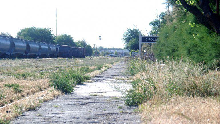 El Municipio quiere poner en valor el predio lindero a las vías del ferrocarril