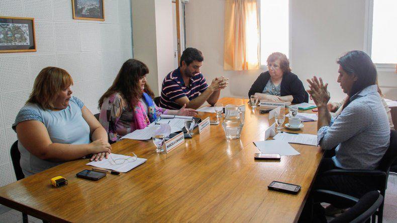 Concejales dieron el aval para el nuevo secretario de Servicios Públicos.