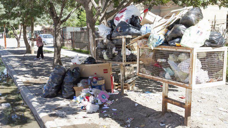 Nuevos retrasos en la recolección de basura enojan a los vecinos en los barrios