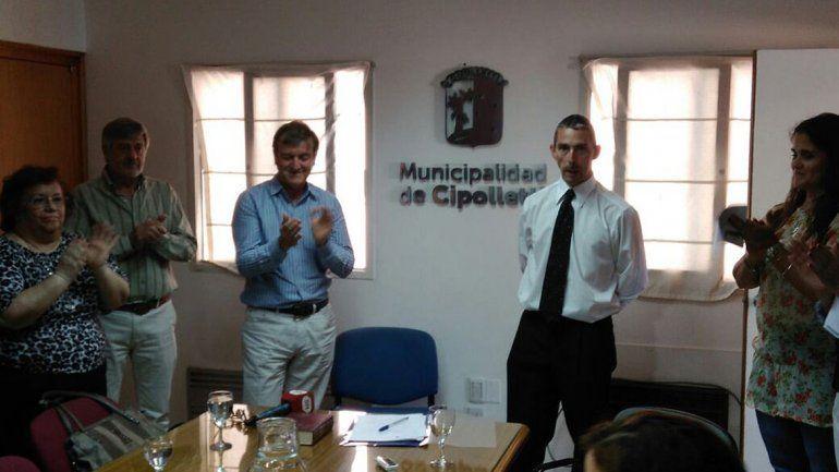 Guillermo Fernández es el nuevo secretario de Servicios Públicos.