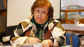 Marisa Lazzaretti resaltó el trabajo de la comuna y los vecinos.