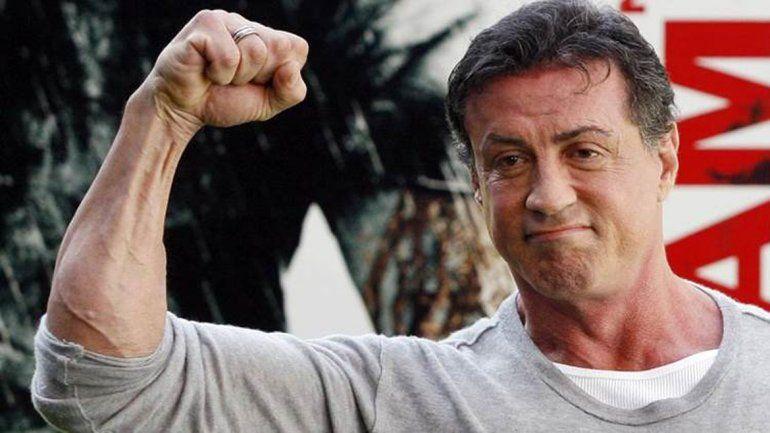 Stallone fue acusado de abusar sexualmente de una adolescente