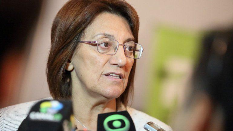La ministra Silva destacó el resultado de la sesión del Consejo.