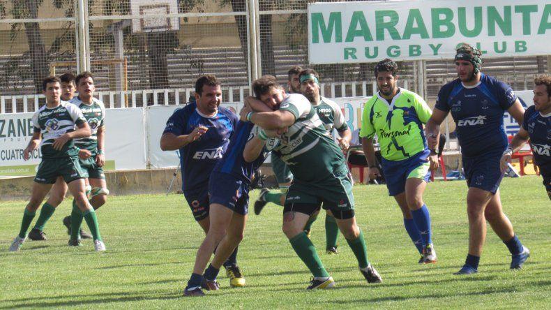Hubo festejo doble para el rugby cipoleño: la Hormiga y Alto Valle.