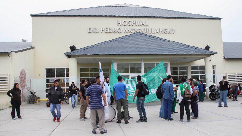 Los hospitalarios cipoleños realizarán mañana una nueva asamblea.