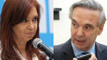 Miguel Ángel Pichetto excluyó a Cristina Kirchner del bloque del PJ