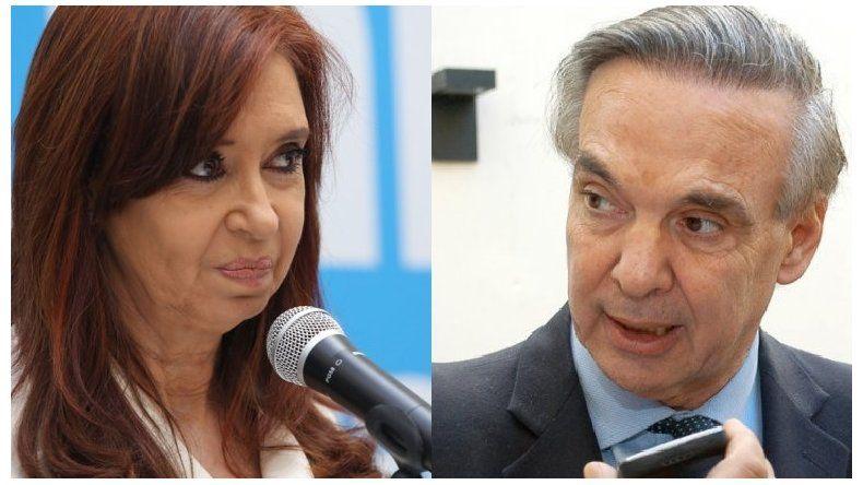 Pichetto contra CFK: Ella cree que hay que dinamitar todo porque sí
