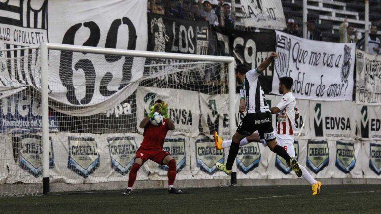 Mirá el gol que le quitó la victoria al Albinegro en La Visera