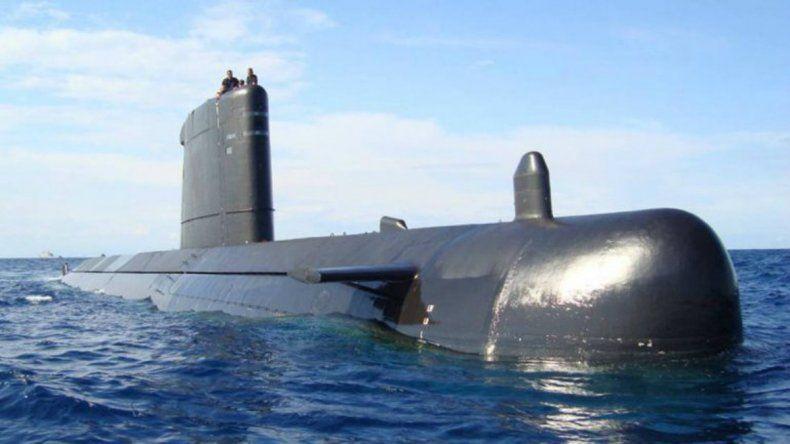 Un tripulante del submarino desaparecido es rionegrino