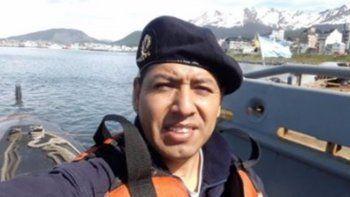 El padre del tripulante rionegrino dijo que la Armada les mintió