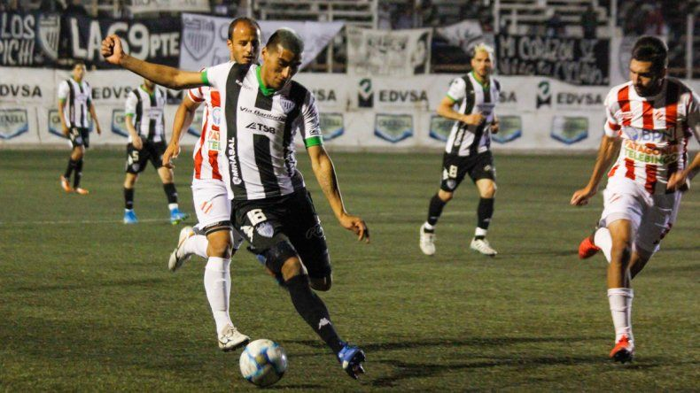 Morán, una de las variantes ofensivas que tiene Homann a disposición para acompañar a Piñero da Silva.