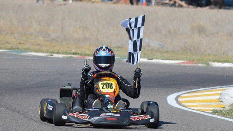 Los kartings de la Copa Rotax son diferentes y muy veloces.