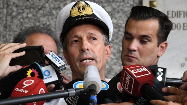 No hay rastros del submarino y crece la desesperación