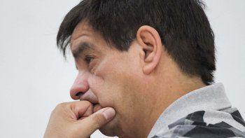 Rubén López siguió con mucha atención el desarrollo de la audiencia.