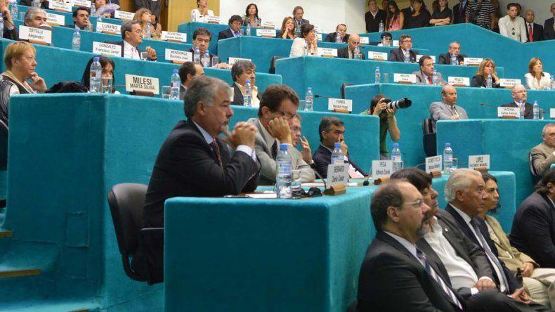 Llegó a la Legislatura el proyecto de ley de compre rionegrino