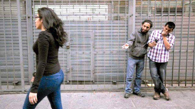 Quieren sancionar el acoso callejero en Río Negro