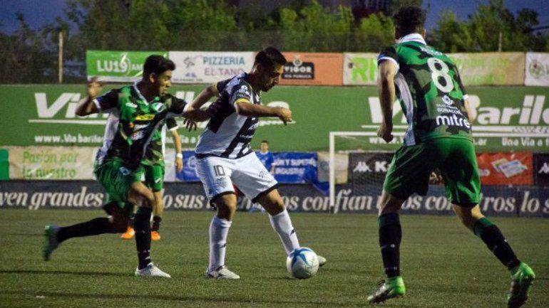 Mirá los goles y la polémica entre Cipo y Villa Mitre