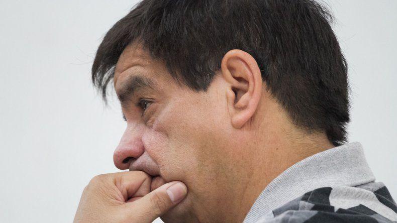 El sindicalista Rubén López fue denunciado por abuso sexual.