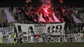 Mirá la jugada del penal y el gol del triunfo del Albinegro