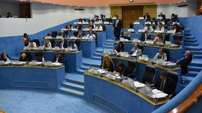 El presupuesto 2018 de la Provincia se aprobó por mayoría