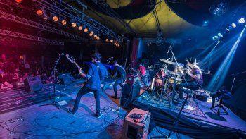 La banda allense actuará mañana en el espacio Cittá, desde las 23.