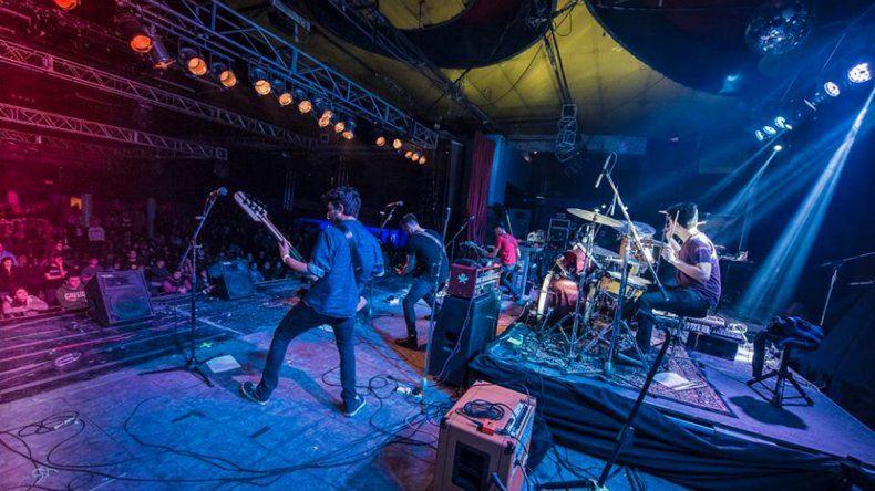 La banda allense actuará mañana en el espacio Cittá