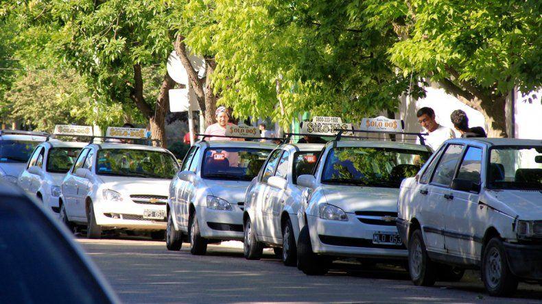 Se niegan a renovar los taxis cada cinco años