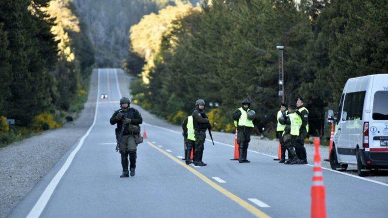 Las fuerzas federales están en la mira por la muerte de Rafael Nahuel.