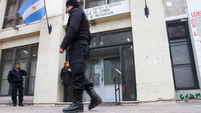 La banda del Corsa fue atrapada en julio y luego protagonizó varias audiencias en los tribunales cipoleños.