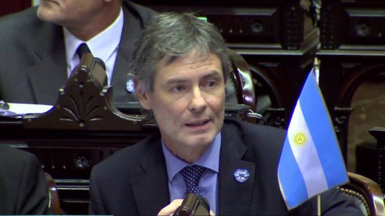 El diputado cipoleño declaró en 2015
