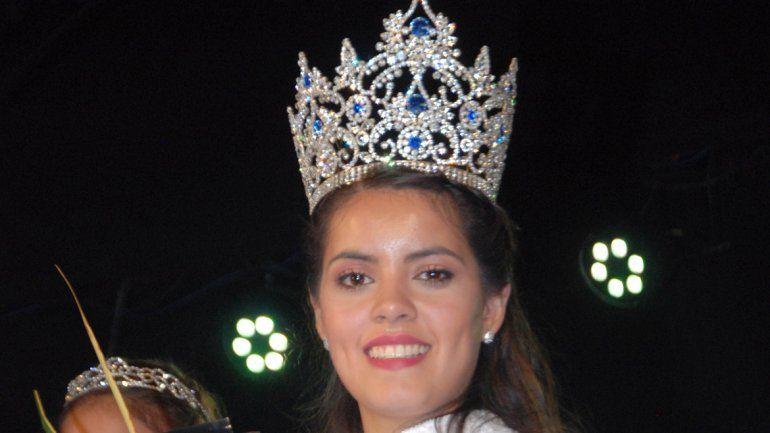 La actual reina de la Actividad Física es Karen Melisa Fraga