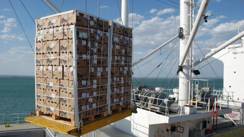 La exportación de frutas del Alto Valle se resiente porque los principales competidores tienen ventajas que hacen poco rentable la actividad.