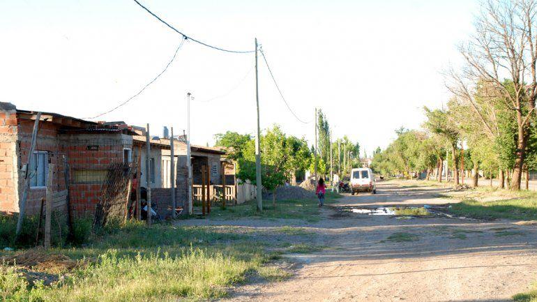 La comunidad de Nuevo Ferri abarca 345 familias. Las primeras se asentaron en 2003. Aparte