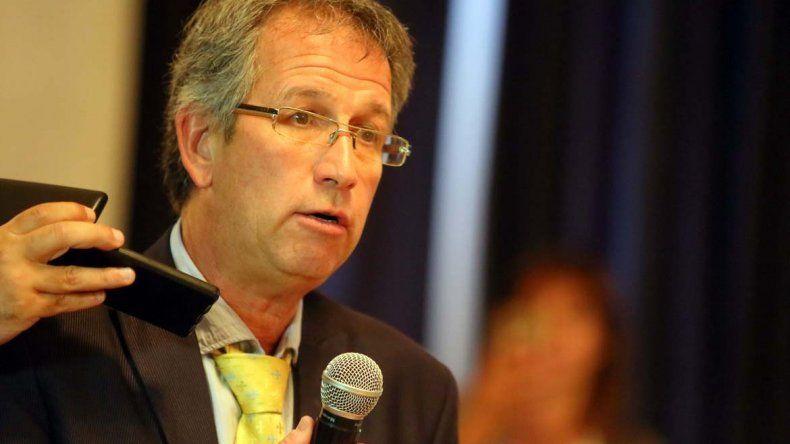 Crespo fue elegido como el nuevo Procurador General de Río Negro