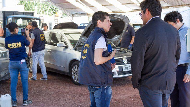 Desbarataron una banda que estafaba a la gente en la compra de autos: hay 5 detenidos