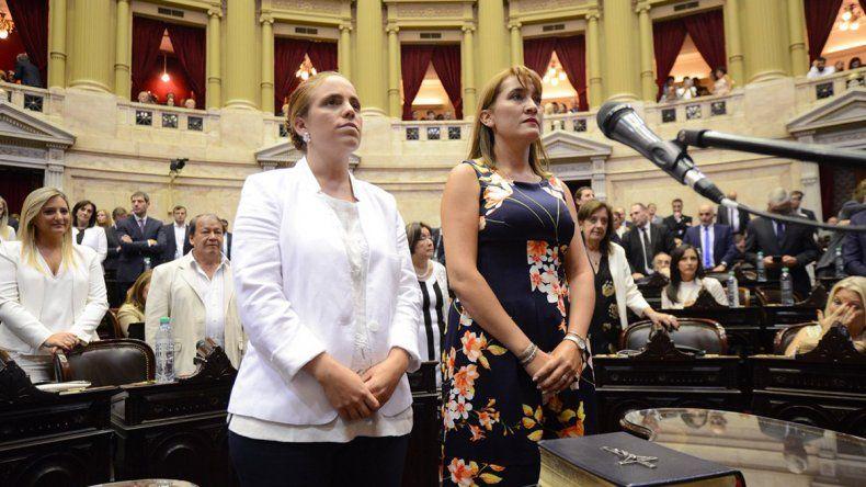 Juraron las diputadas nacionales que representarán a Río Negro
