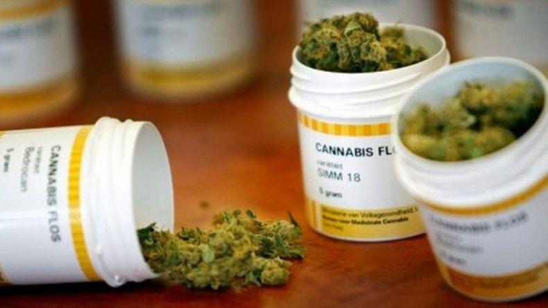 La marihuana medicinal está reconocida por una ley nacional