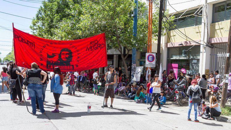 El Municipio recibió el reclamo de las organizaciones sociales en lucha