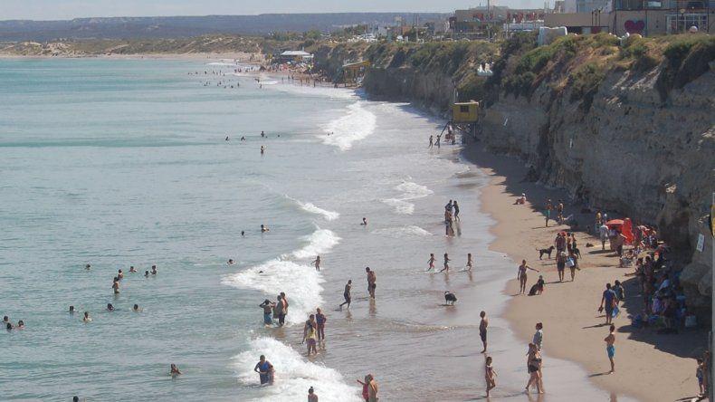 La playa será visita obligada: se anticipa mucho calor hasta el lunes.