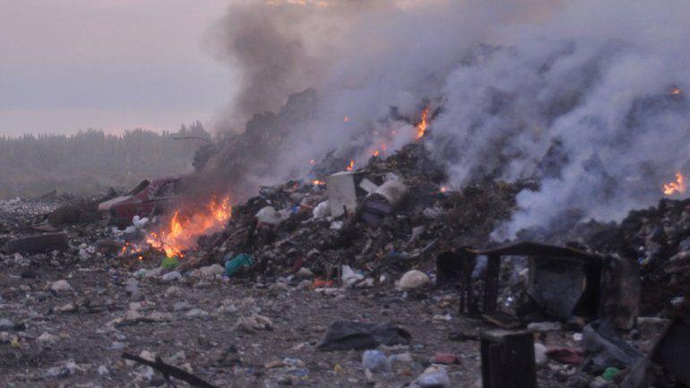 El objetivo de Provincia y Municipio es eliminar la contaminación.