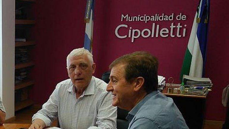 Tortoriello se reunió con el jefe de la Policía Científica de Nación.