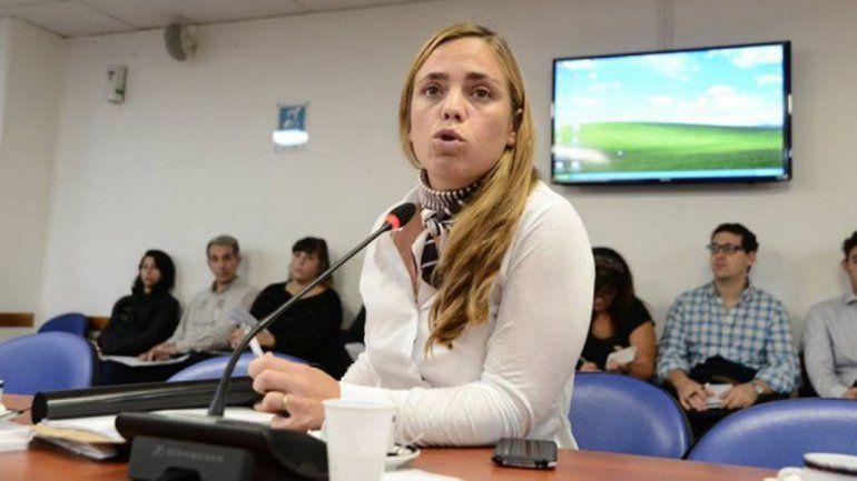 La diputada roquense cuestionó duramente la decisión de Bonadio.