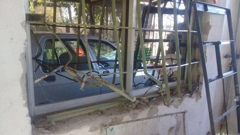 Los ladrones ingresaron a una casa en la zona rural del norte cipoleño.