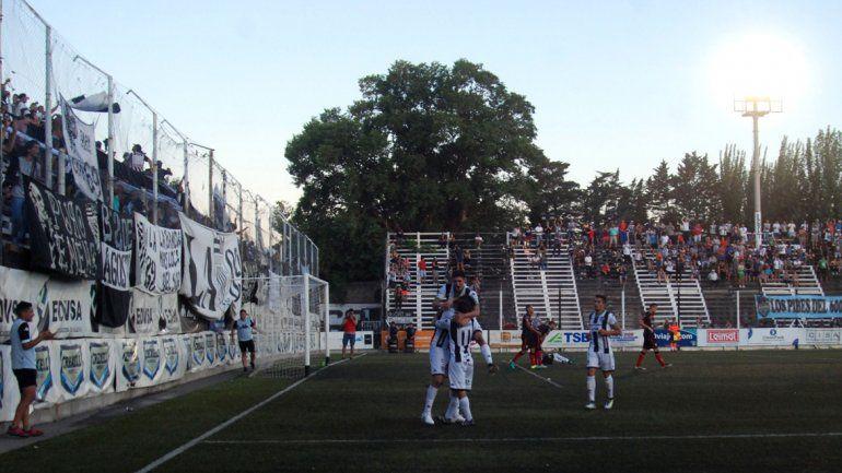 Cipo ayer fue contundente y se impuso en La Visera por 3 a 0 frente a Sansinena de Cerri.