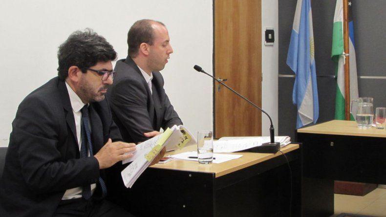 Los fiscales a cargo de la investigación del crimen de Eleuterio Alberto Trecanao son Gustavo Herrera y Matías Stiep.